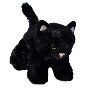 hug ems black cat